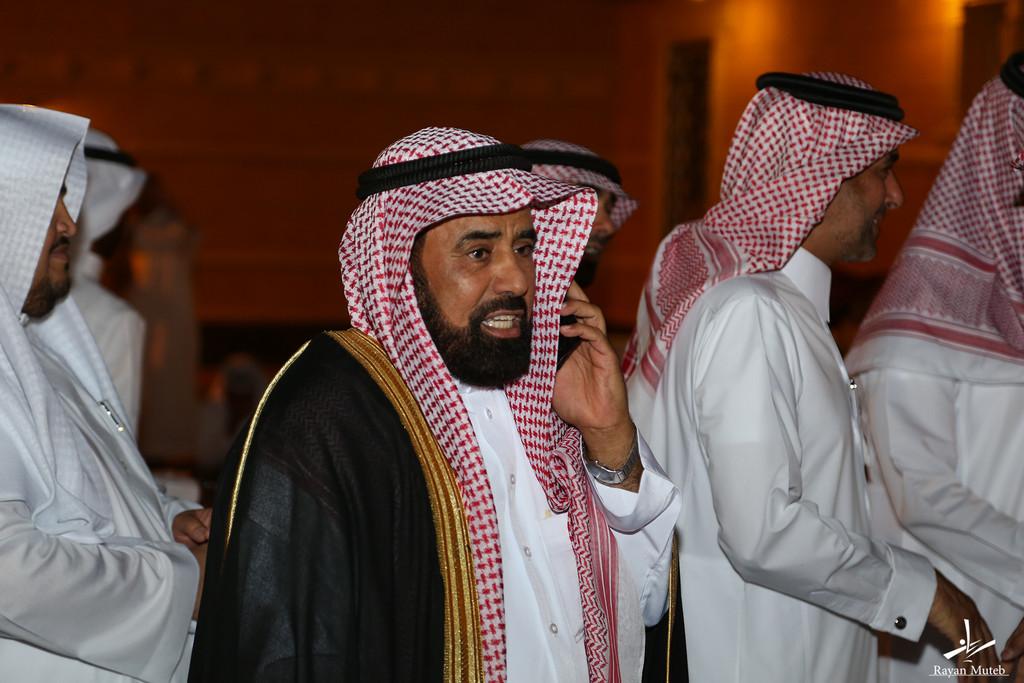 زواج عبدالعزيز العجلان الاربعاء 1437/10/08هـ