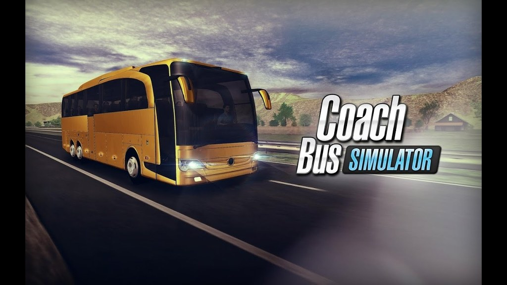 Coach Bus Simulatr