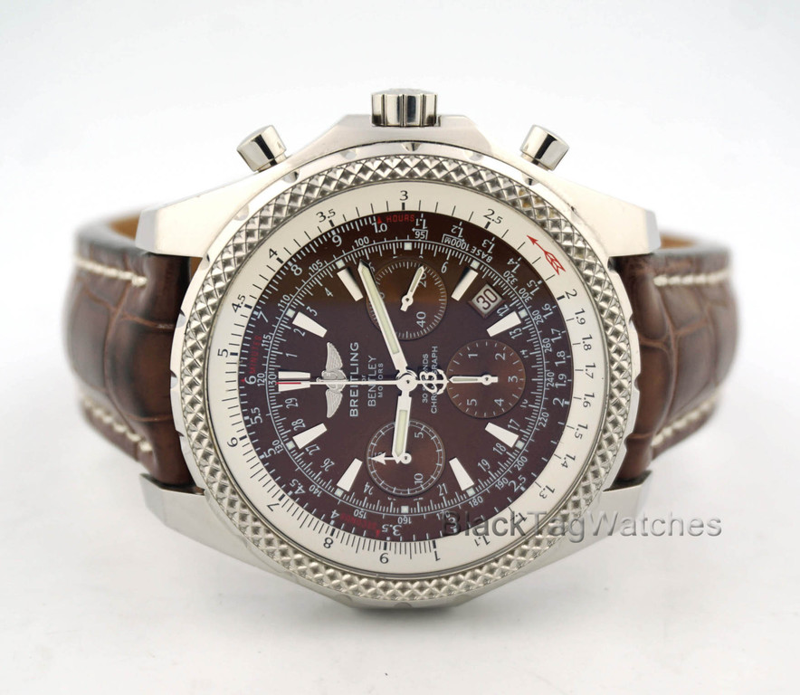 Breitling Bentley Automatic Chronograph Bronze Dial A25362