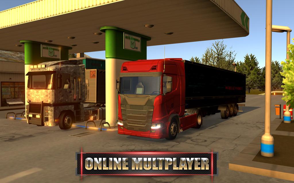 Euro Truck Simulator iOS Android
