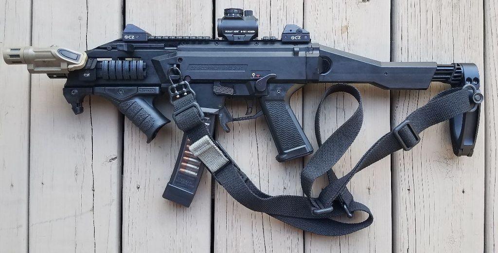 pistol tailhook