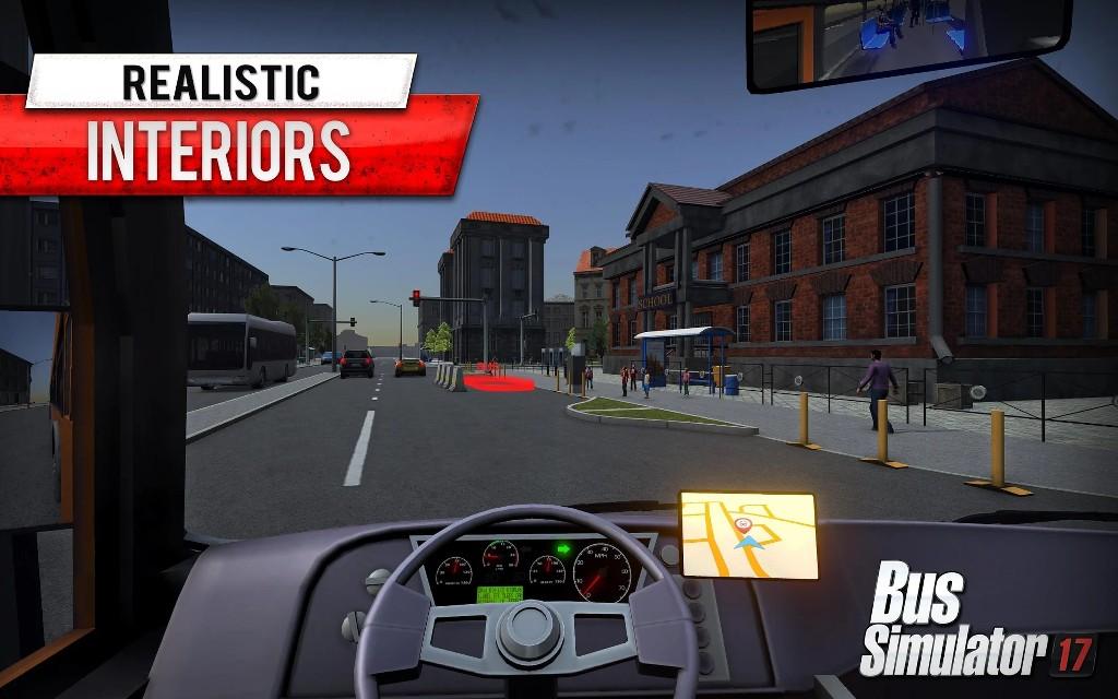 Bus Simulator iOS Android
