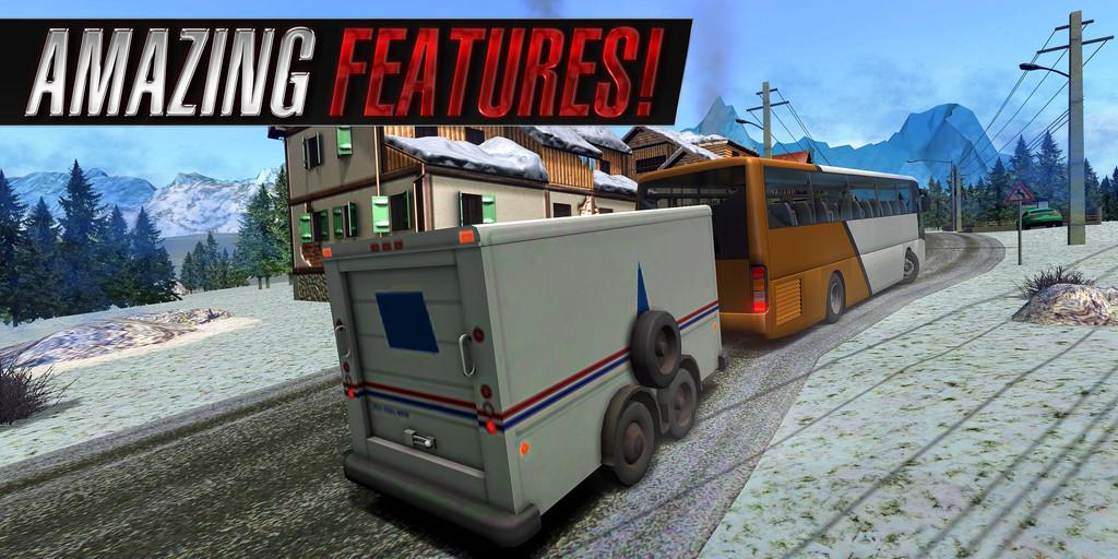 Bus Simulator Android iOS