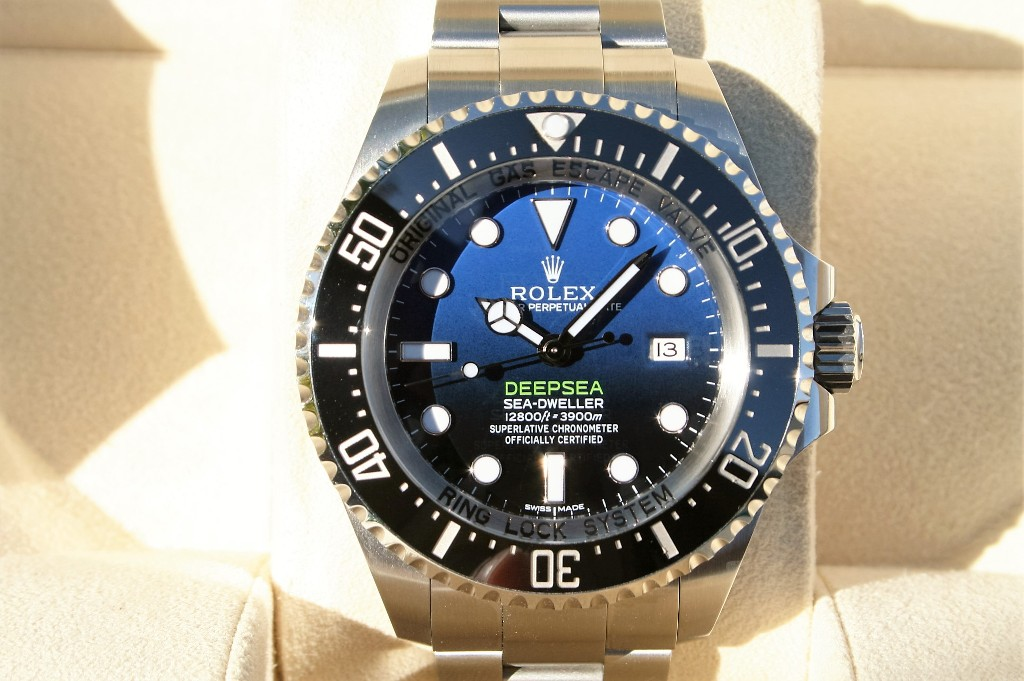 Часы Rolex Sea-Dweller Эксклюзивные швейцарские часы Rolex