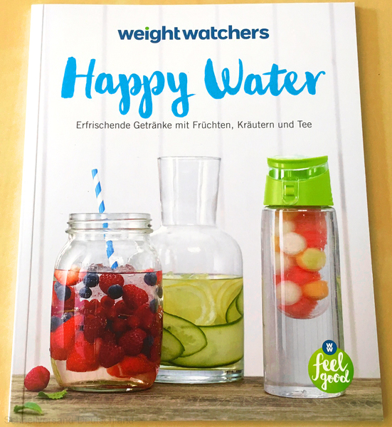 weight watchers kochbuch happy water neues smartpoints programm 2016 neu ebay. Black Bedroom Furniture Sets. Home Design Ideas