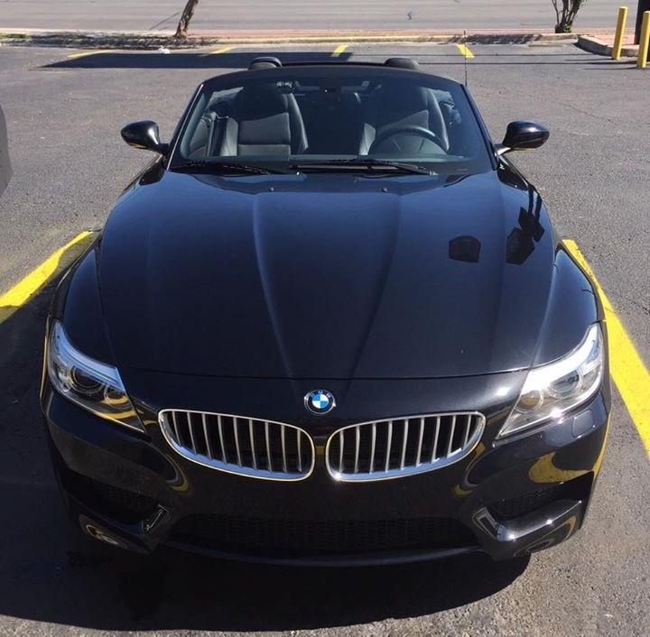 Bmw Z4 Dinan: New Car And First Installs