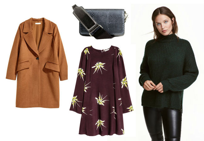 h&m autumn winter 2016 favorites collage