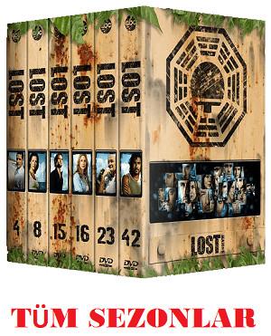 Lost - Tüm Sezonlar