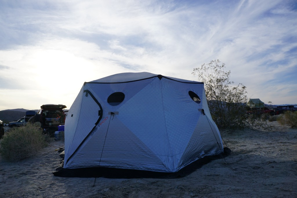 Sets up REALLY fast and is like a palace inside. Standing room room for friends etc. & Ground tents... An open ended discussion | Page 4 | American ...