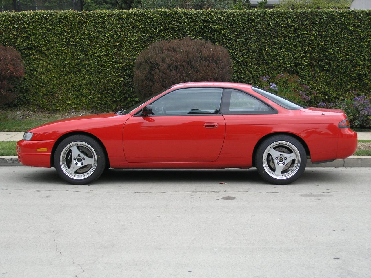 For Sale 1997 Nissan 240sx S14 Kouki Base Model 68 816miles