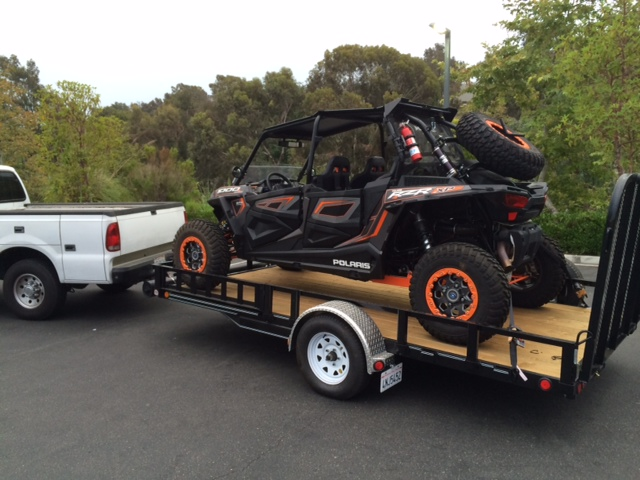 Utility Trailer Accessories You Need Want Polaris Rzr