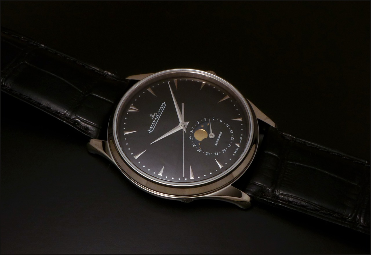 Master ultra thin moon 39 for Jaeger lecoultre kinetic