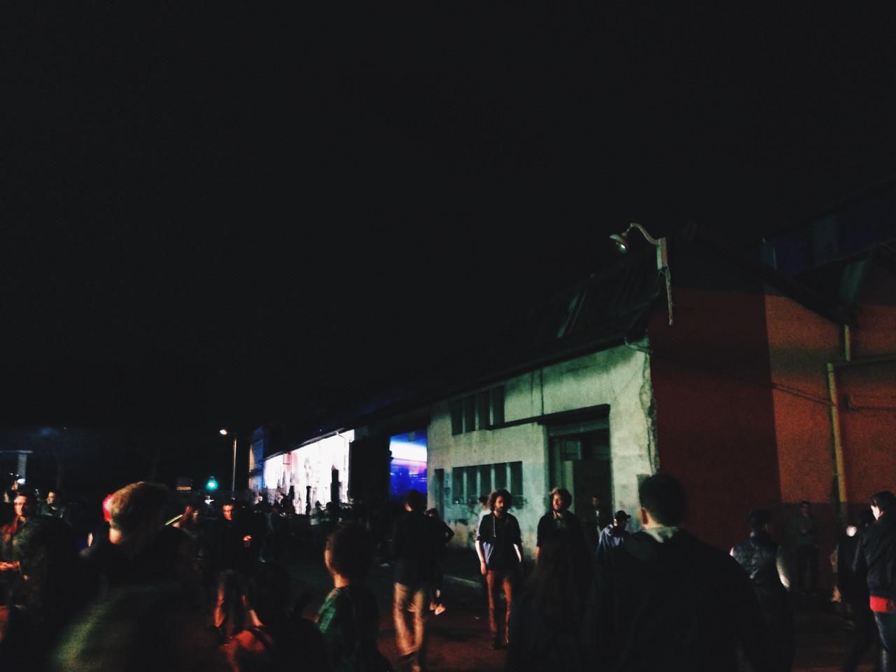 Les nuits sonores X Carrera