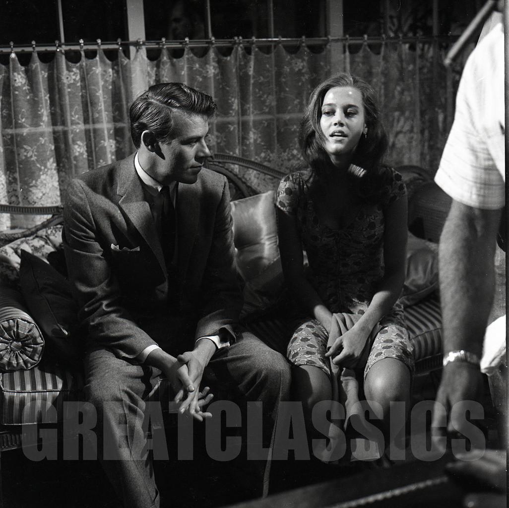 Susan Blanchard Henry Fonda