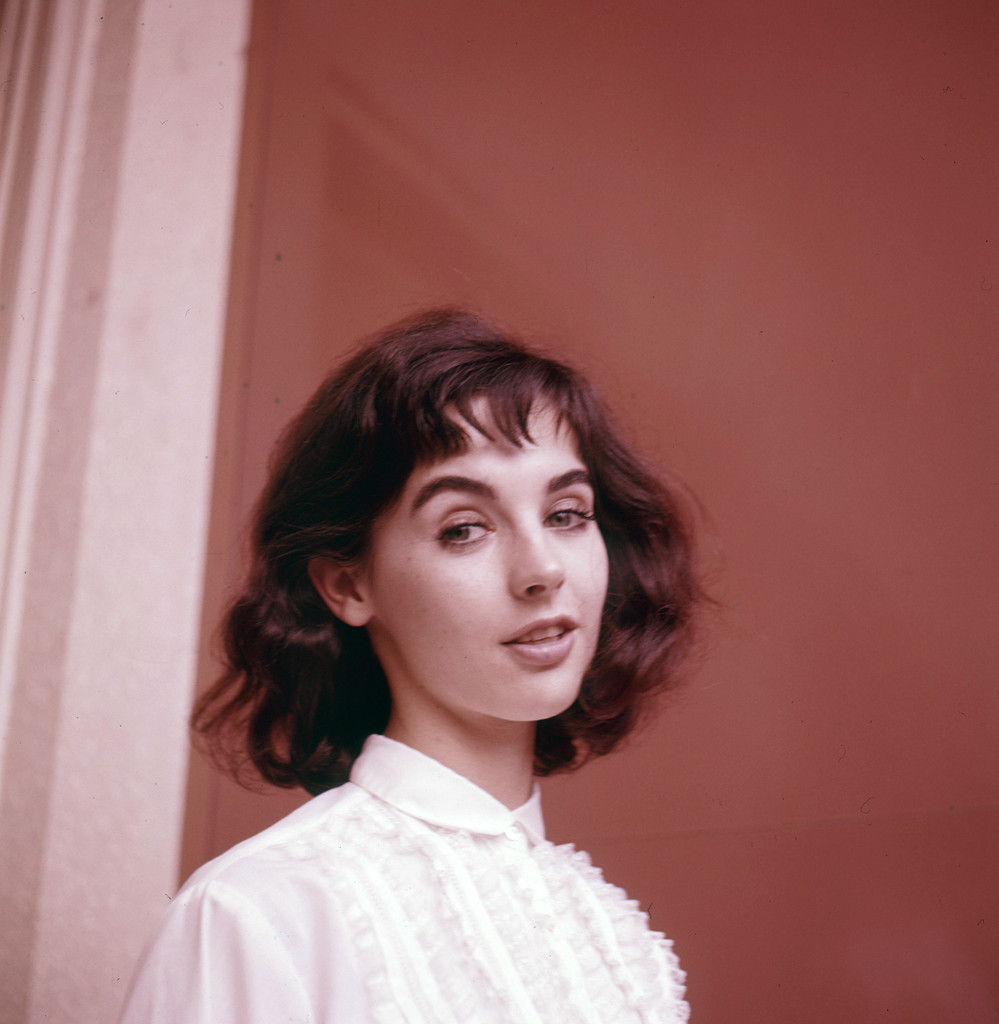 millie perkins anne frank