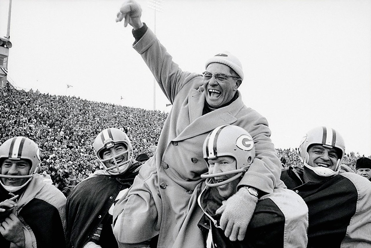 Vince Lombardi, Green Bay Packers Coach