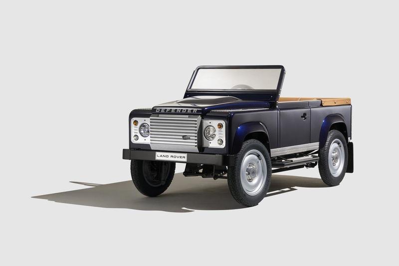 2016 Land Rover Defender Pedal Car Concept