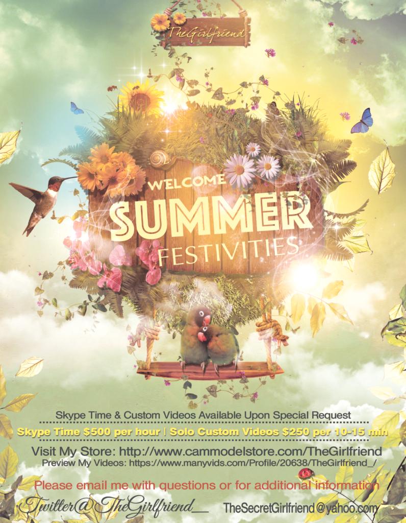 Summer Festivities