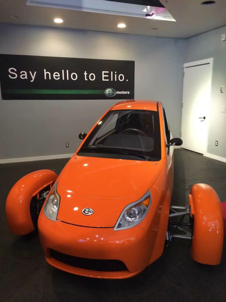 Julio Cezar Kronbauer 39 S Blog 2016 Elio Motors P5 Three Wheeler