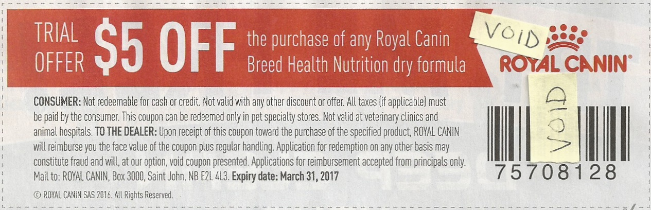 picture regarding Royal Canin Printable Coupons identified as Q shack discount codes : Wow printable discount codes 2018