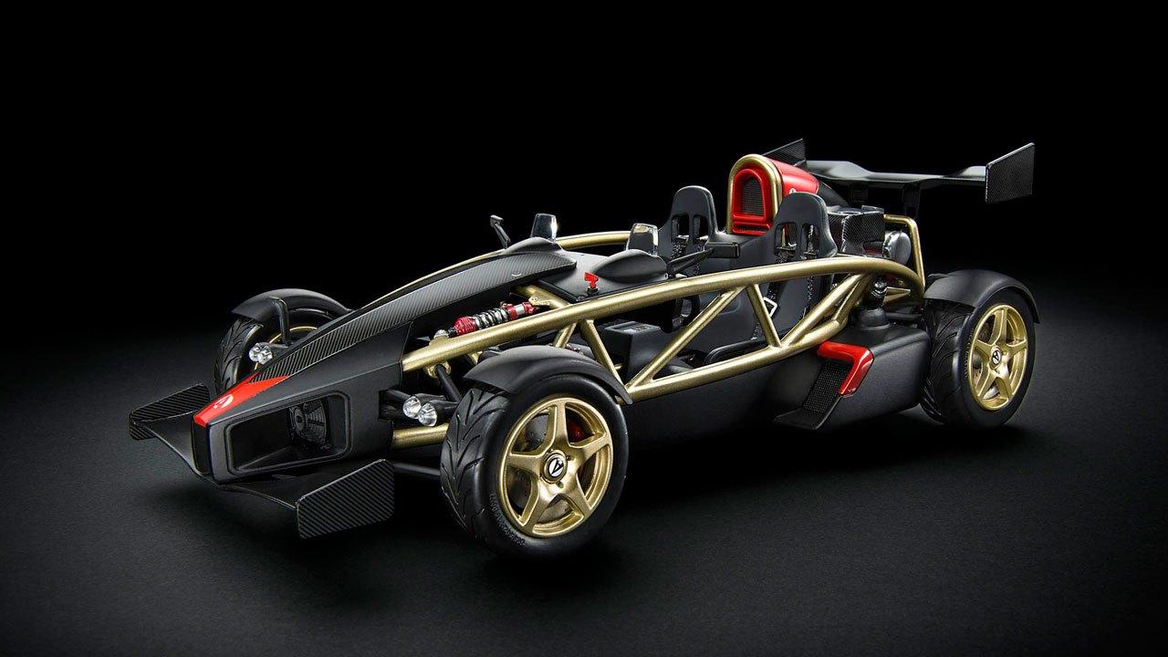 Ariel Atom V8 1:18 Scale Model