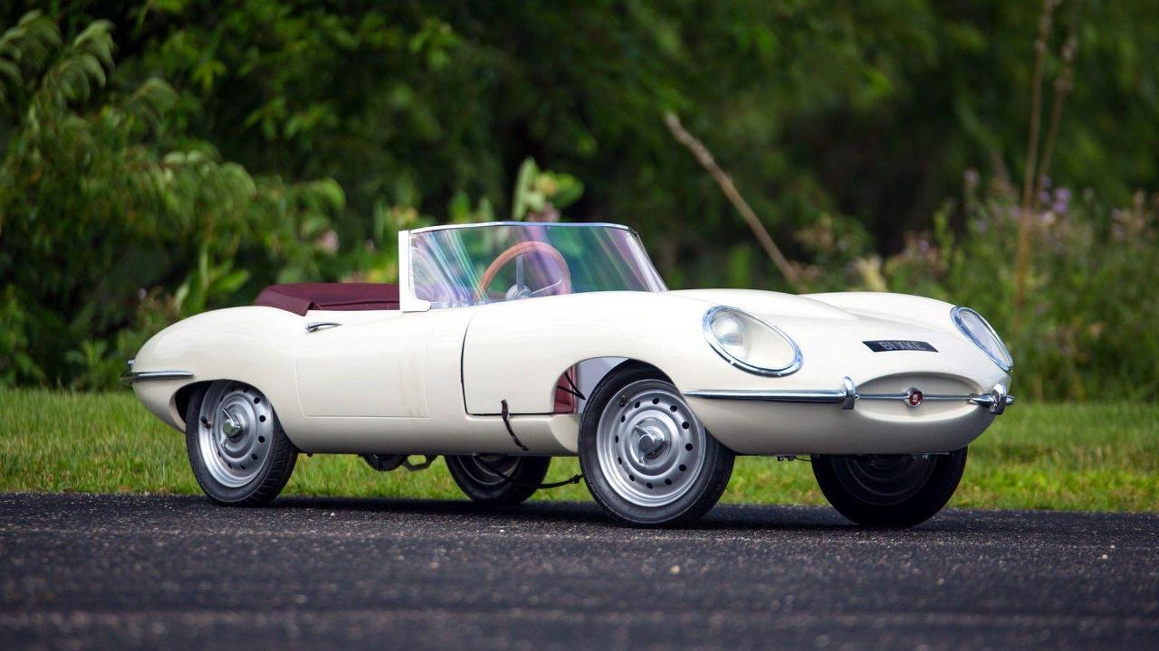 1961 Jaguar E-Type Junior