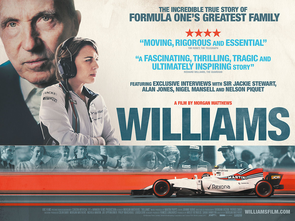 Williams The Film Poster