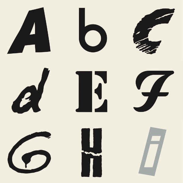 Quiz: can you tell the band from their font?
