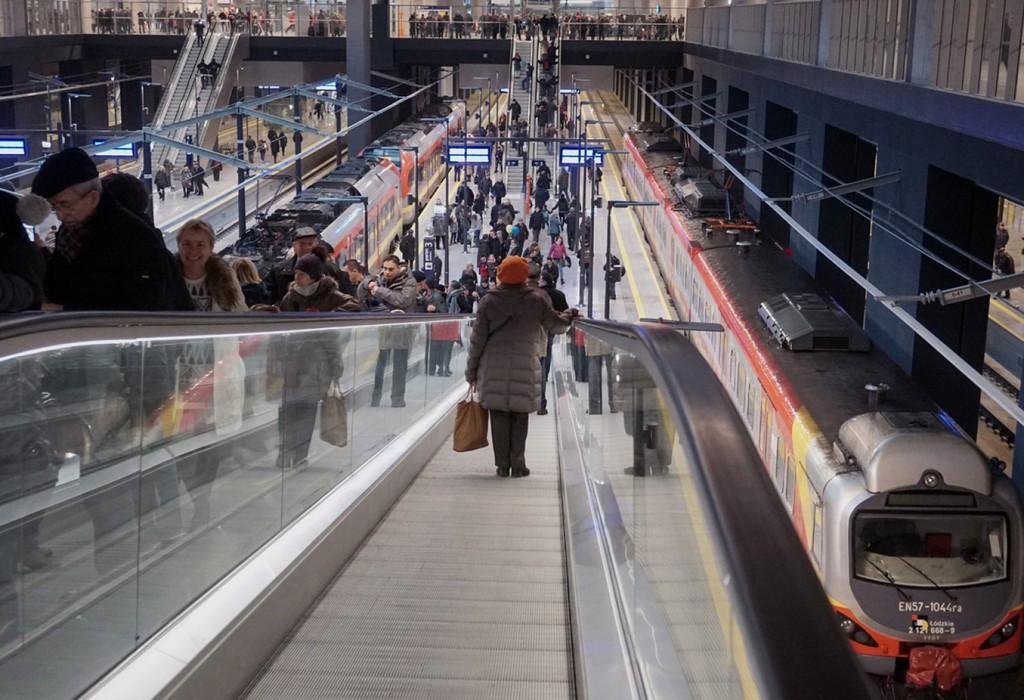 Варшава жд вокзал схема