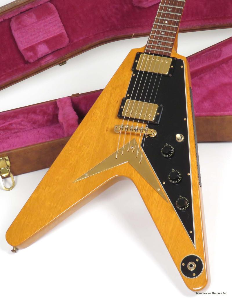 1982 Gibson Korina Flying V
