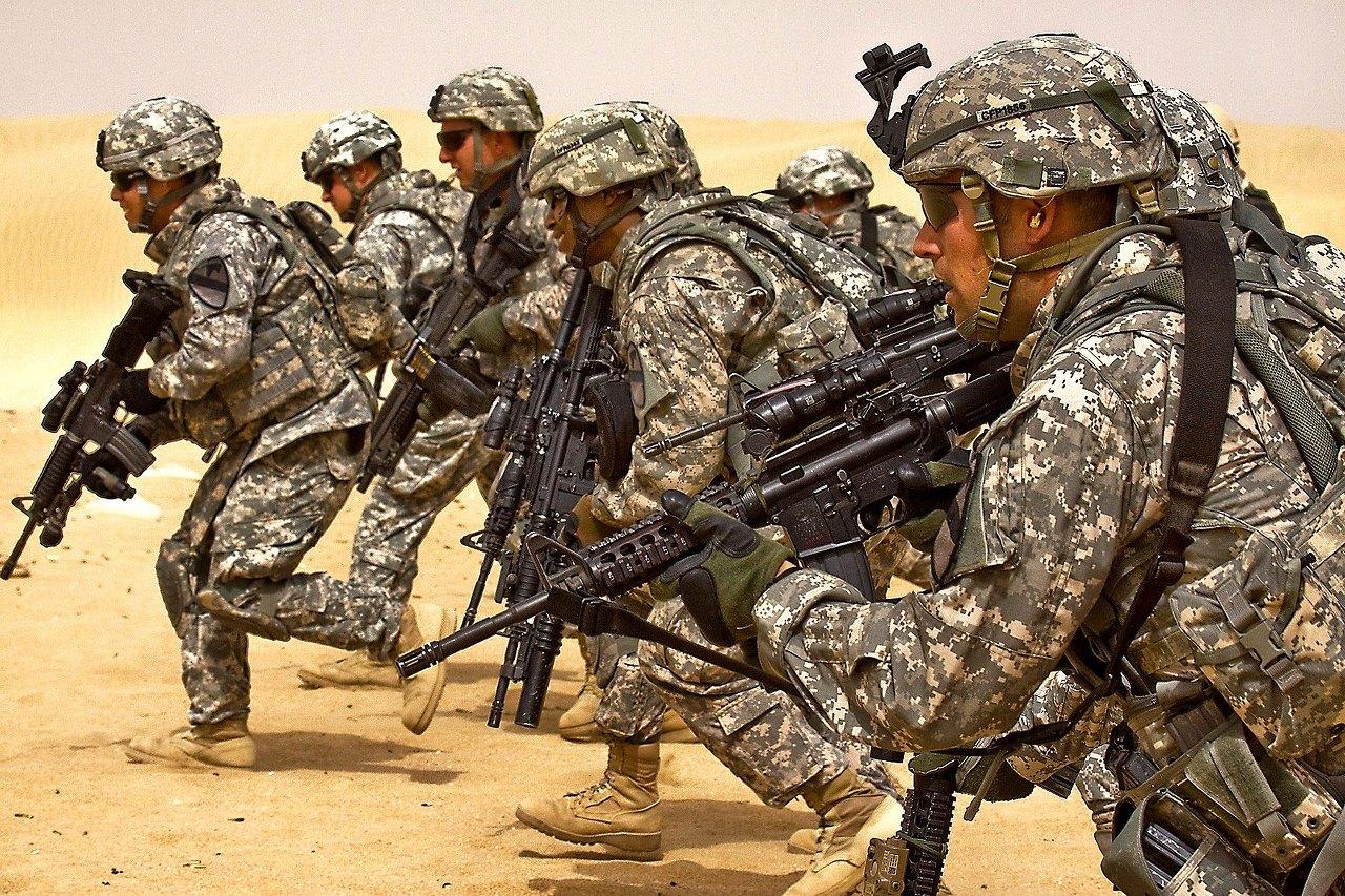 US Army Exército Americano