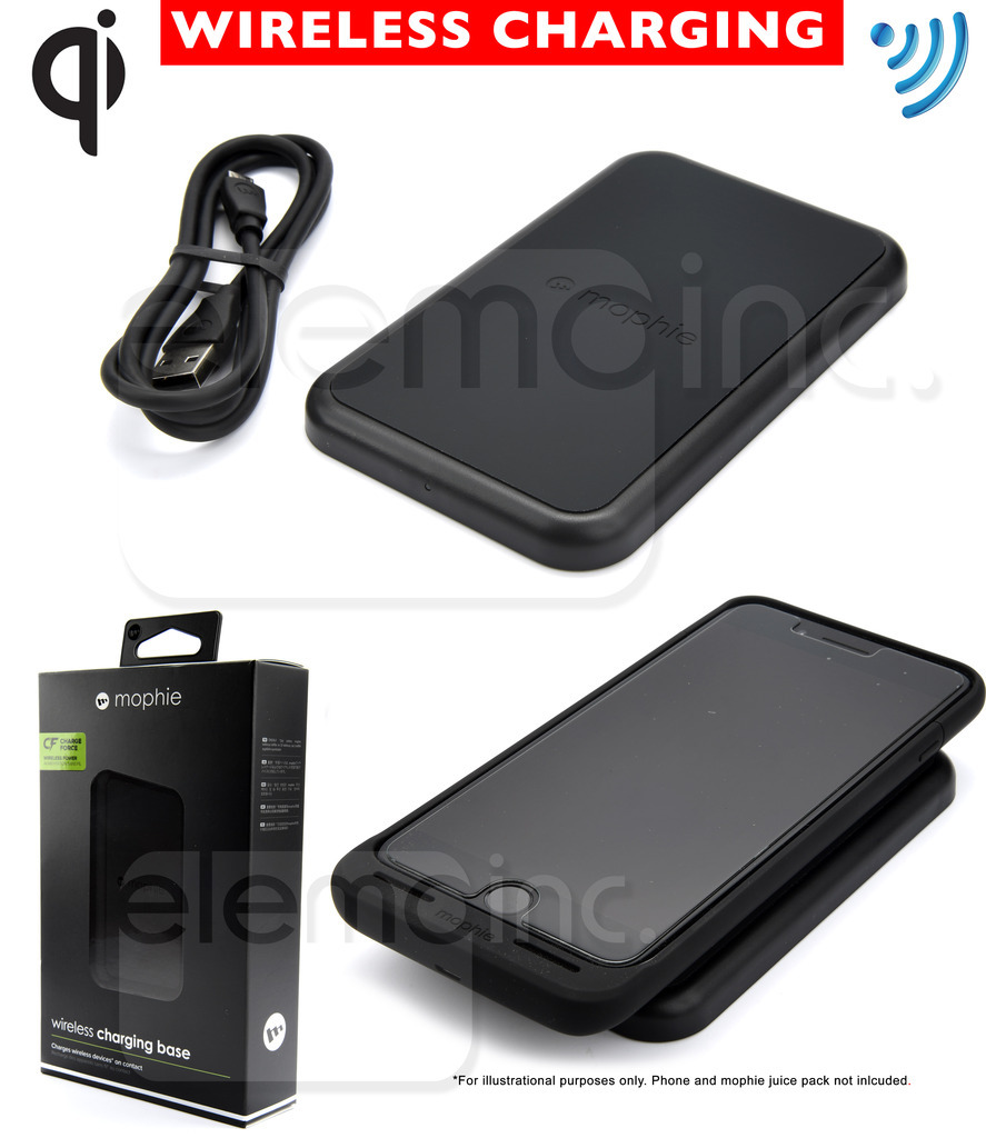 New Oem Mophie Cf Charge Force Wireless Charging Base Qi