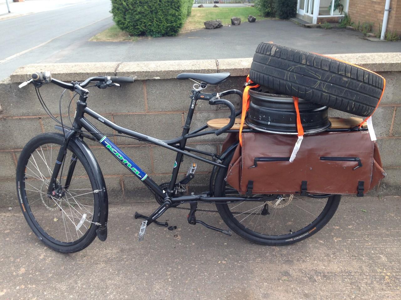 For Sale Kona Ute Medium Cargo Bike Singletrack Forum