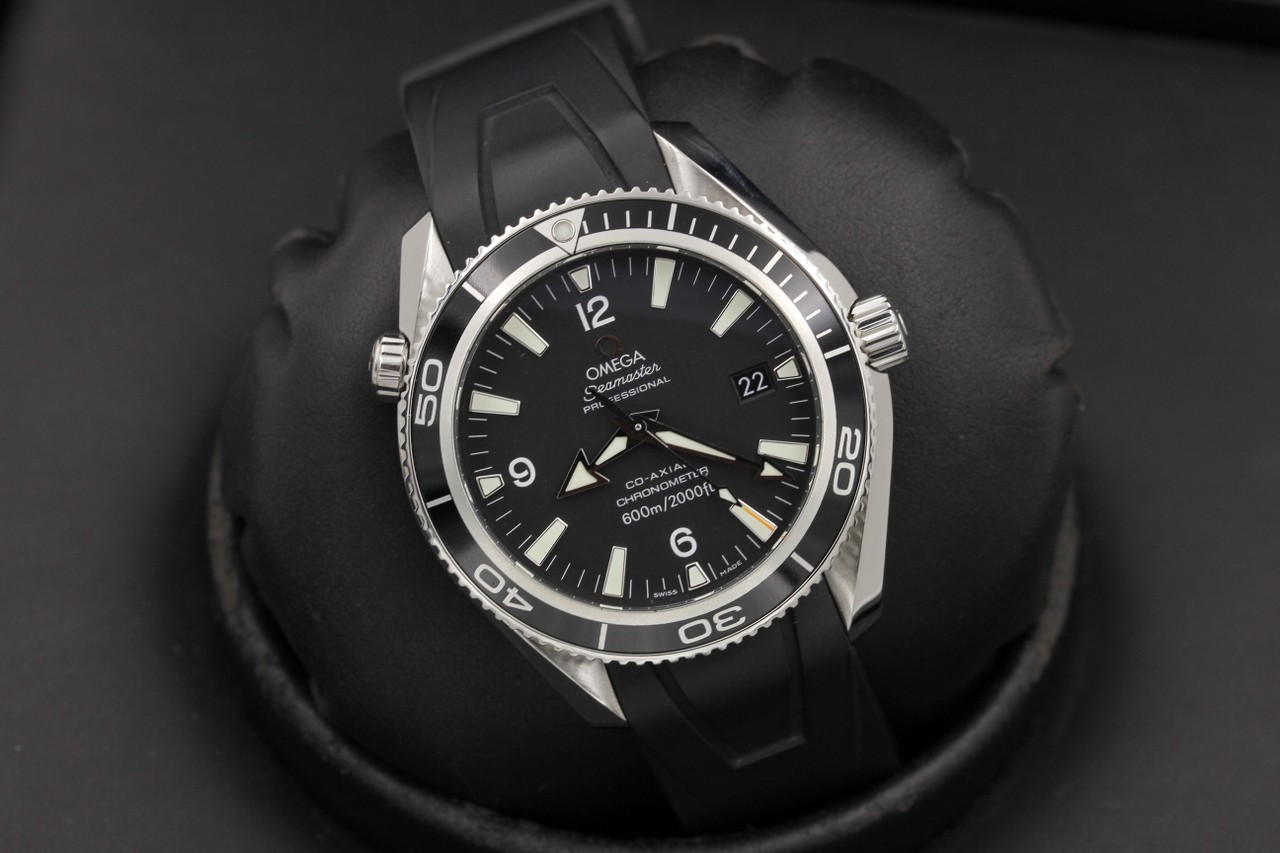 us omega seamaster planet ocean 2500 co axial 42mm 2901 50