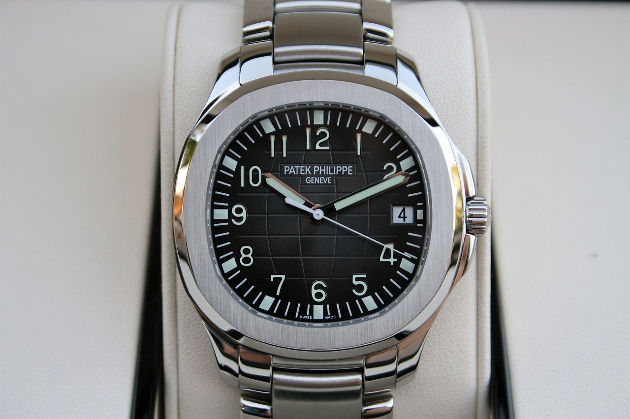 fs patek philippe aquanaut 5167 steel bracelet patek