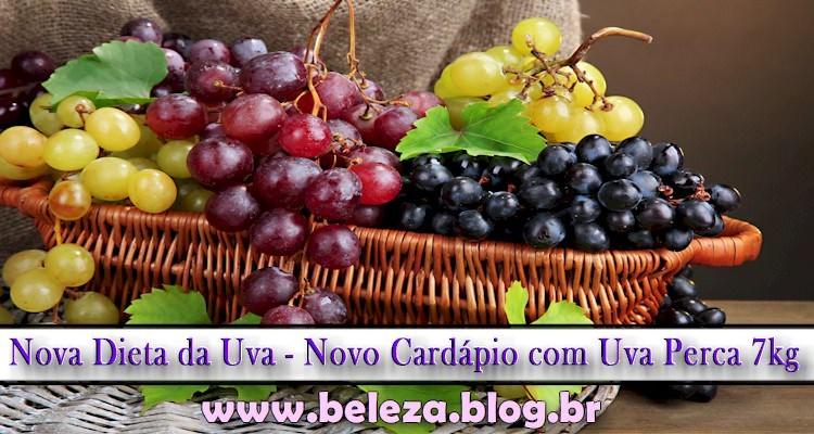Nova Dieta da Uva