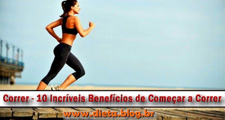 Benefícios de Começar a Correr