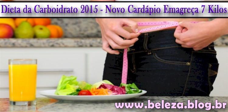 dieta carboidrato