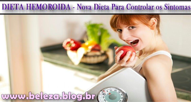 Hemorroidas Dieta Alimentar