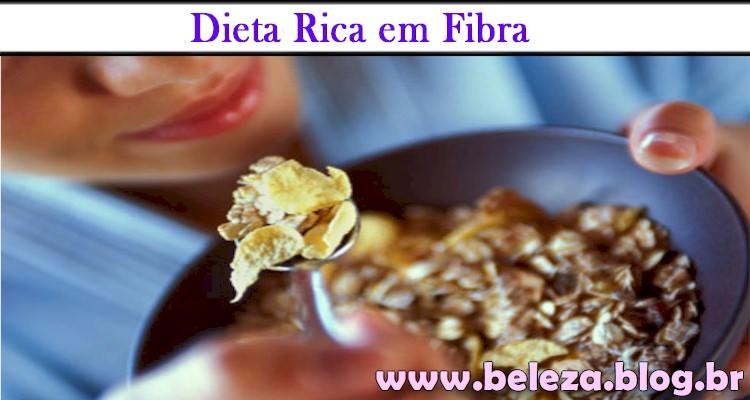 dieta fribras