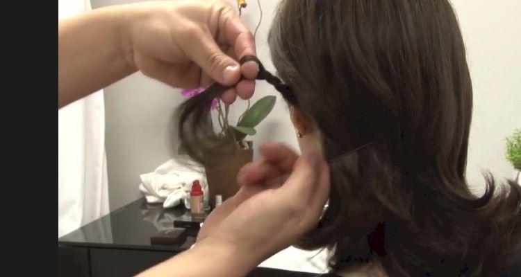 penteados de tranças