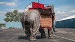Ford-Powered Mechanical Elephant Wendell