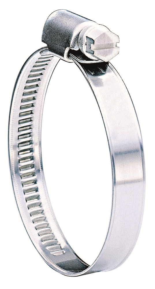 collier de serrage bande pleine acier zingu type serflex 25 40 mm lot de 2 ebay. Black Bedroom Furniture Sets. Home Design Ideas