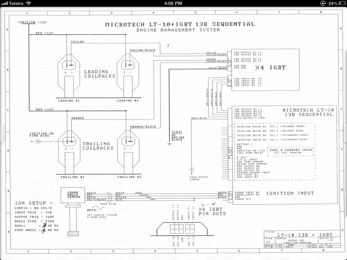 microtech wiring ausrotary 89 legend engine belt diagram lt10 rx7 fc wiring diagram #8