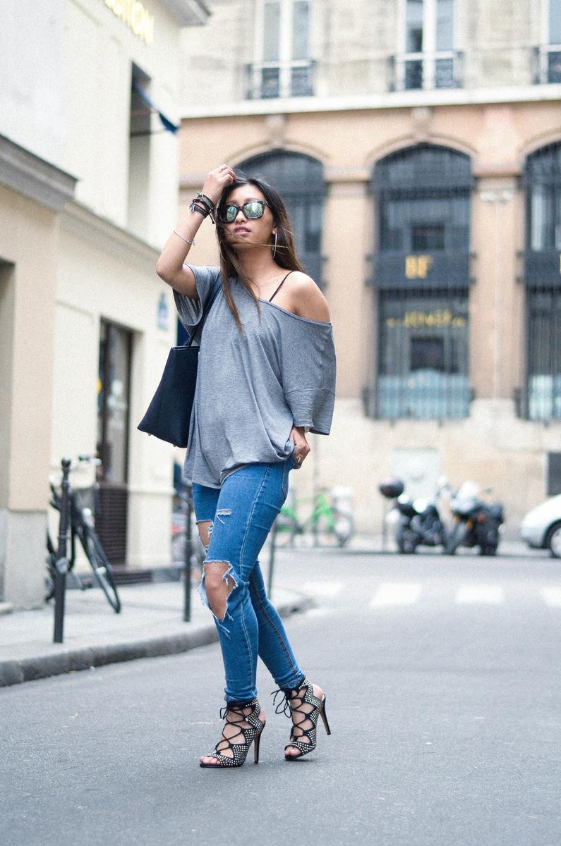 lunettes de soleil blog mode