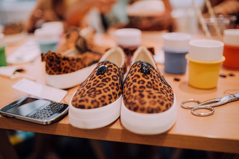slip on léopard chocolate schubar fashion blog
