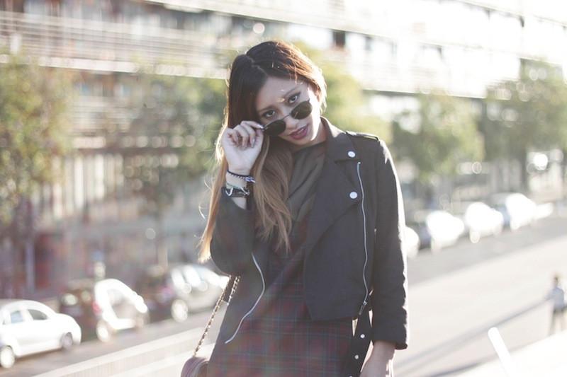 ray-ban lunettes rondes blog mode paris