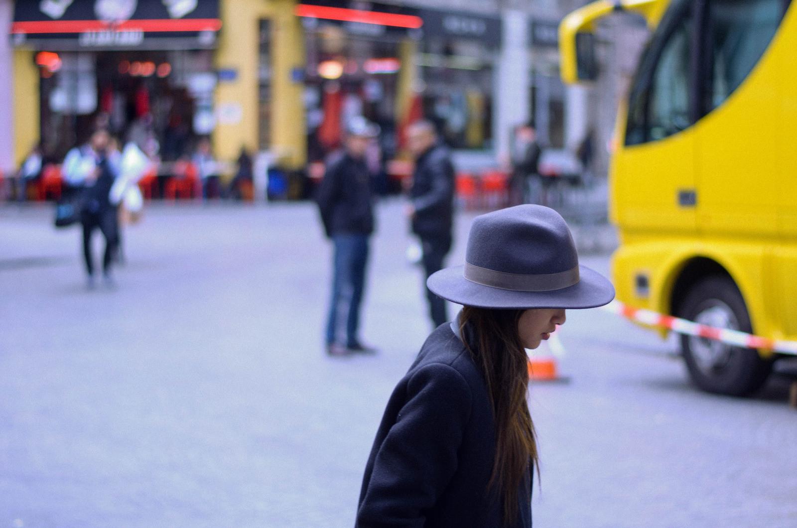 chapeau blog mode paris
