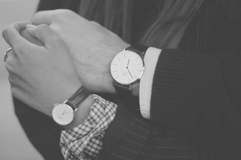 montre daniel wellington blog mode