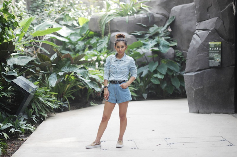 tenue en jeans blog mode paris